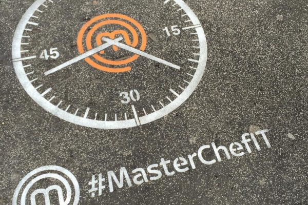 masterchef guerrilla marketing milano